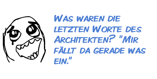 Architektenwitze