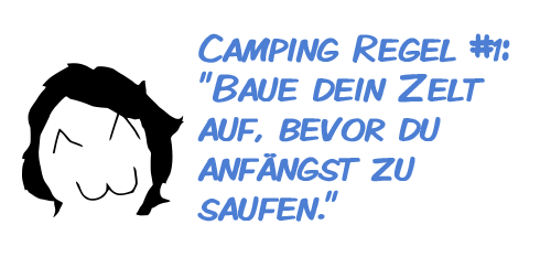 Campingwitze