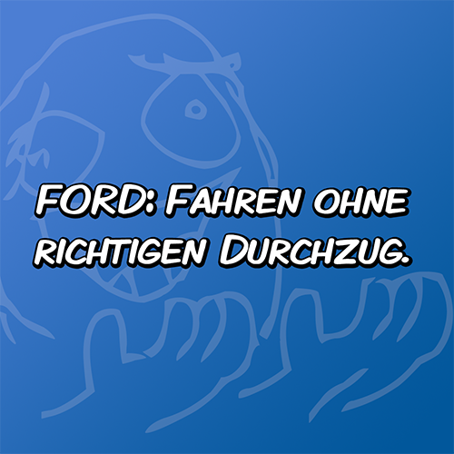 FORD-Witze